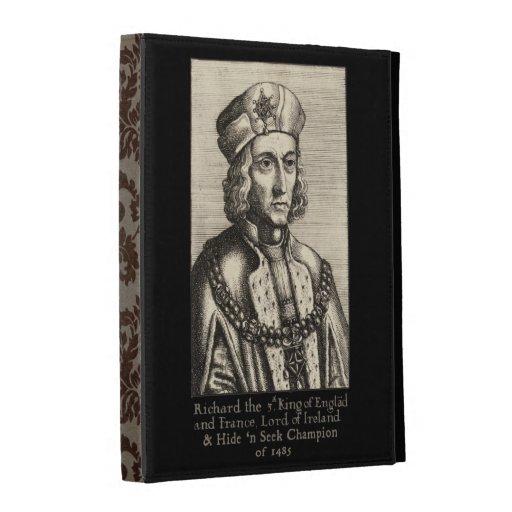 Richard III: Hide 'n Seek Champion iPad Folio Cases