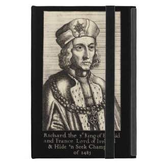 Richard III Hide n Seek Champion Case For iPad Mini
