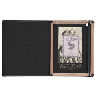 Richard III Hide n Seek Champion iPad Folio Case