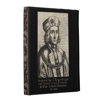 Richard III Hide n Seek Champion iPad Folio Cases
