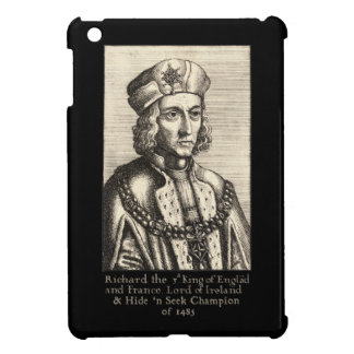 Richard III: Hide 'n Seek Champion iPad Mini Cover
