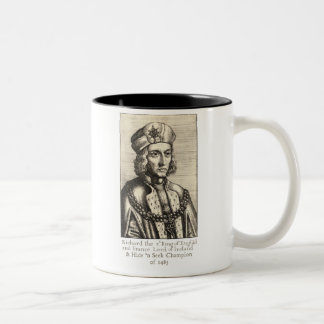 Richard III: Hide 'n Seek Champion Two-Tone Coffee Mug
