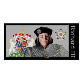 Richard III is alive and well Poster