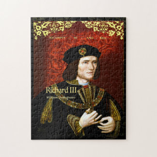 Richard III Jigsaw Puzzle
