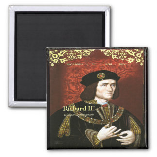 Richard III Magnet