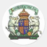 Richard III Motto Sticker