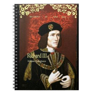 Richard III Notebook