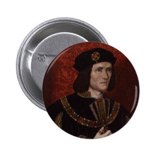 Richard III of England 6 Cm Round Badge
