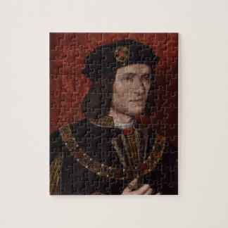 Richard III of England Jigsaw Puzzle