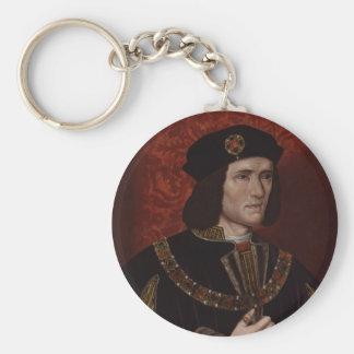 Richard III of England Key Ring