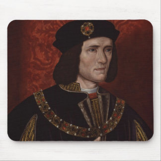 Richard III of England Mouse Pad