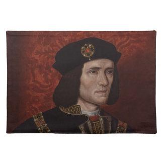 Richard III of England Placemat
