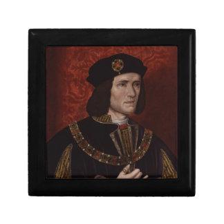 Richard III of England Small Square Gift Box