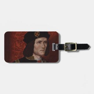 Richard III of England Tags For Luggage
