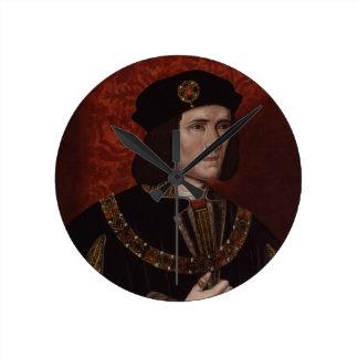 Richard III of England Wall Clock