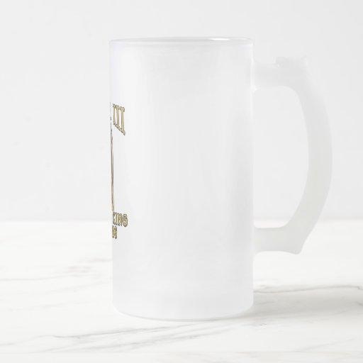 Richard III Put the King in ParKING tshirt Coffee Mugs