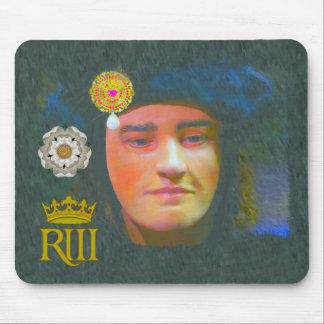 Richard III smiling Mouse Pad