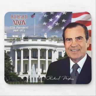 Richard Nixon -  37th President of the U.S. Mouse Mat