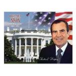 Richard Nixon -  37th President of the U.S. Postcards