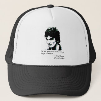 Richard Ramirez Trucker Hat