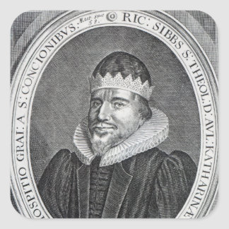 Richard Sibbes Square Sticker