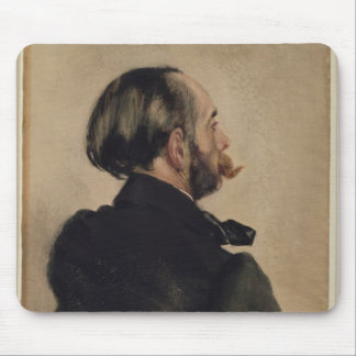 Richard, the Brother of the Artist, 1860 Mouse Pad