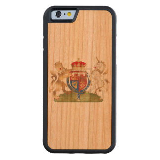 Richard the Lion Heart Coat of Arms Cherry iPhone 6 Bumper