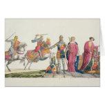 Richard the Lionheart, John of Gaunt, Edward III, Cards