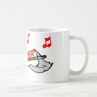 Richard Wagner Basic White Mug
