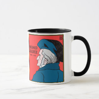 Richard Wagner Mug