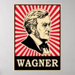 Richard Wagner Poster