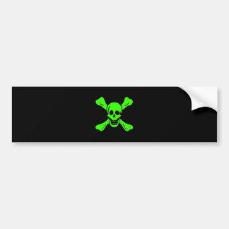 Richard Worley-Green Bumper Sticker