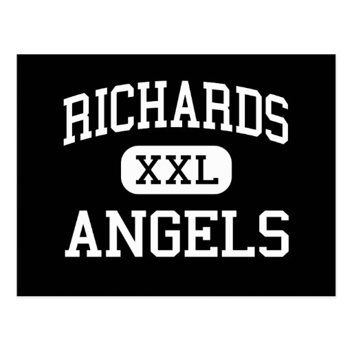 Richards - Angels - Vocational - Chicago Illinois Post Card