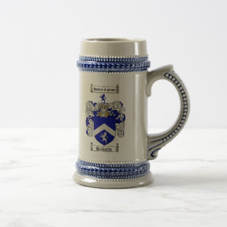 Richards Coat of Arms Stein Mugs