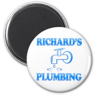 Richard's Plumbing Magnets