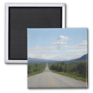 Richardson Highway, Alaska Magnet