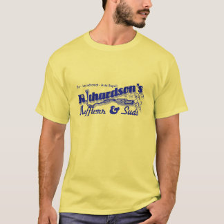 Richardsons Mufflers & Suds T-Shirt
