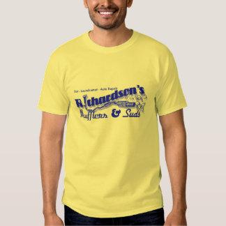 Richardsons Mufflers & Suds Tee Shirt
