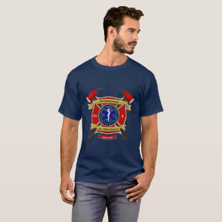 Richardsville ,VA Volunteer Fire Department T-Shirt
