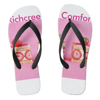 Richcreek Comfort Food Flip Flops