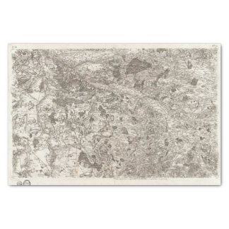 Richelieu, Saumur Tissue Paper