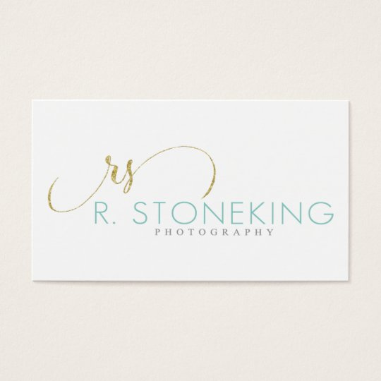 Richelle's Custom Business Cards