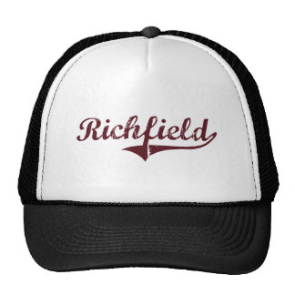 Richfield Minnesota Classic Design Trucker Hat