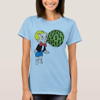 Richie Rich Blowing Bubble - Color T-Shirt