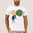 Richie Rich Blowing Bubble - Colour T-Shirt