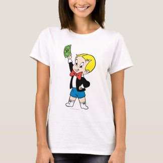 Richie Rich Dollar Bill - Color T-Shirt