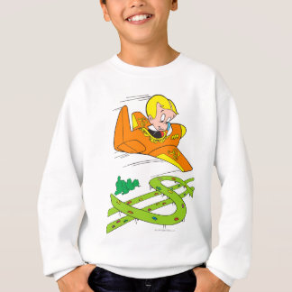 Richie Rich Flying Plane - Color Sweatshirt