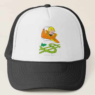Richie Rich Flying Plane - Color Trucker Hat
