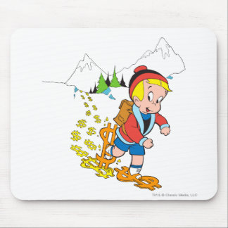 Richie Rich Hiking - Color Mouse Mat