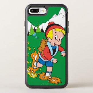 Richie Rich Hiking - Color OtterBox Symmetry iPhone 8 Plus/7 Plus Case
